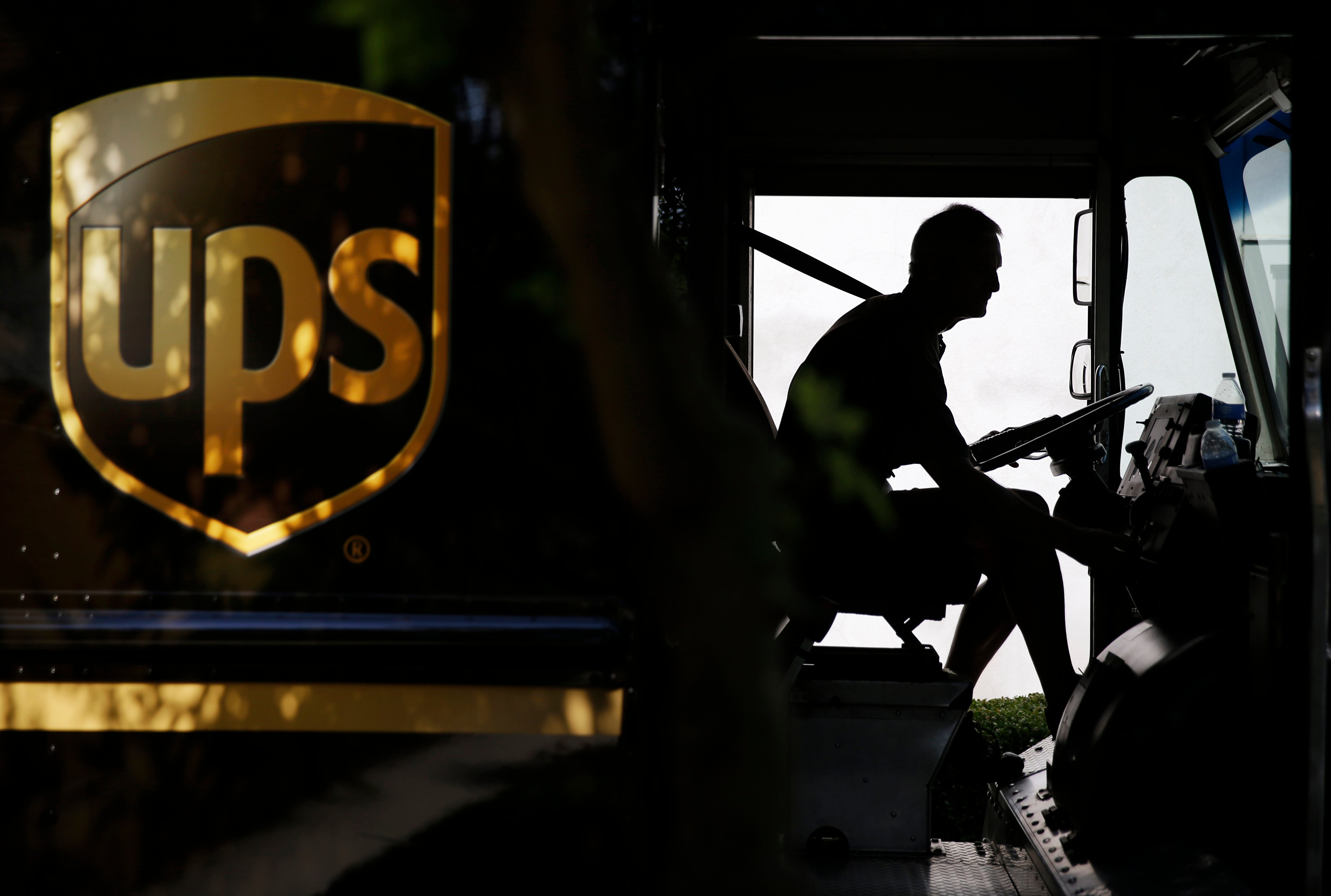 Guns Stolen From UPS and Other Shipping Companies Are Turning Up at