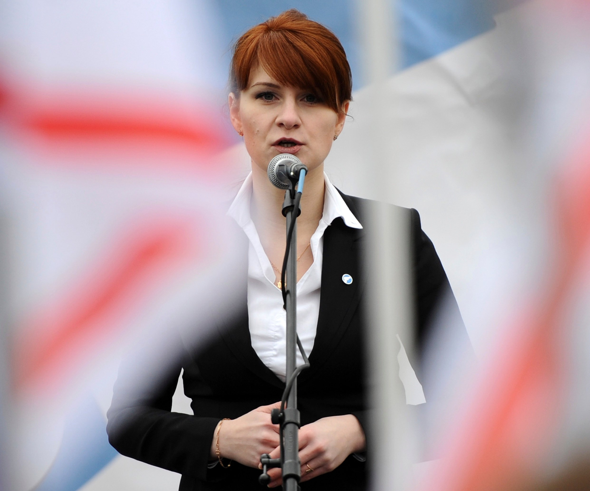 Maria Butina Pleads Guilty To Conspiracy