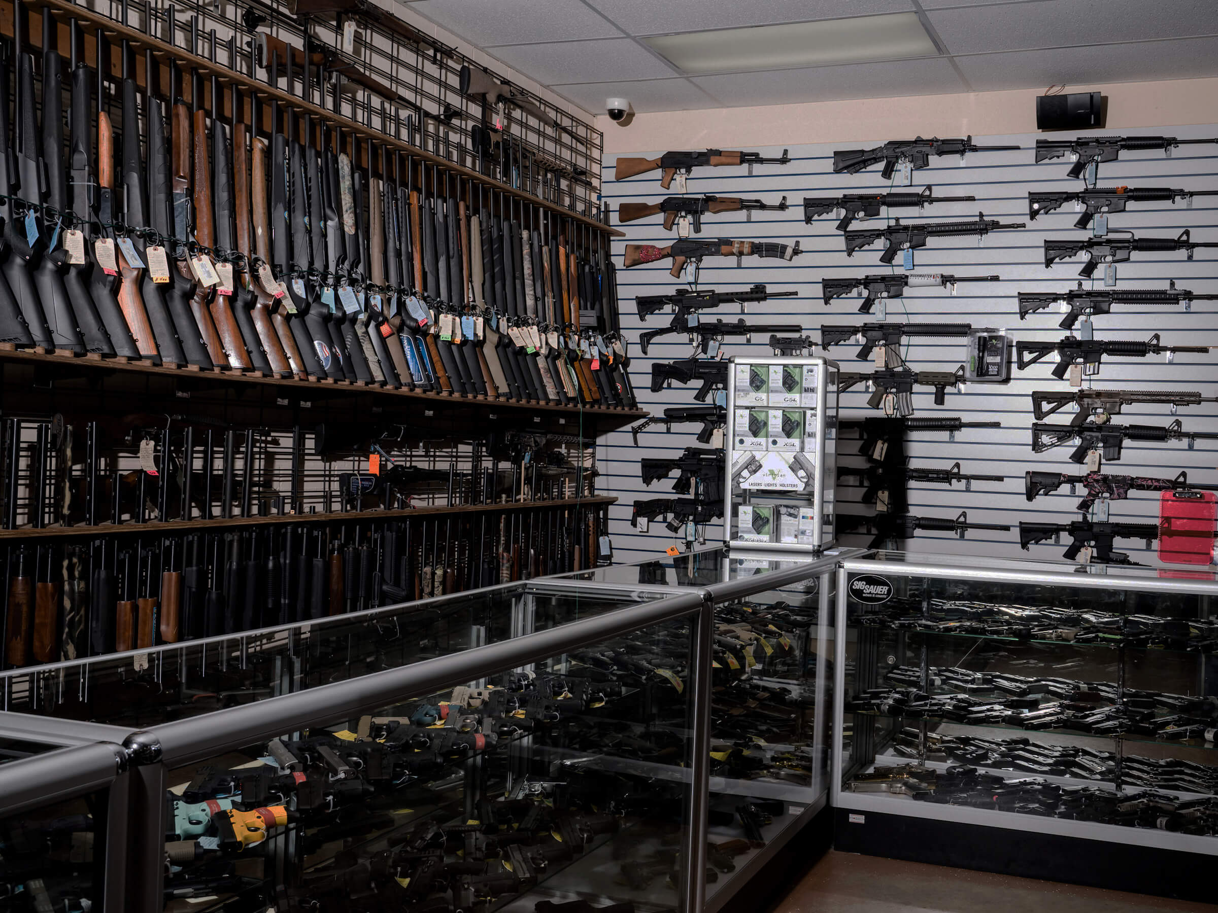 Prevalence of Gun Stores Linked to Higher Suicide Rates