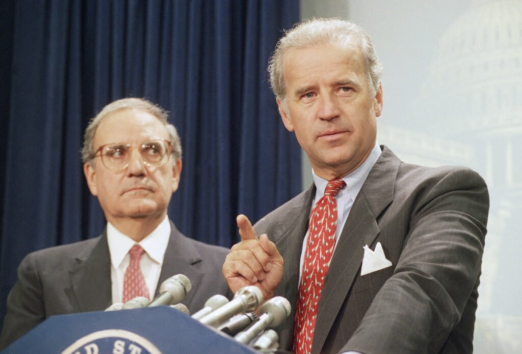 Joe Biden's Evolution on Gun Policy