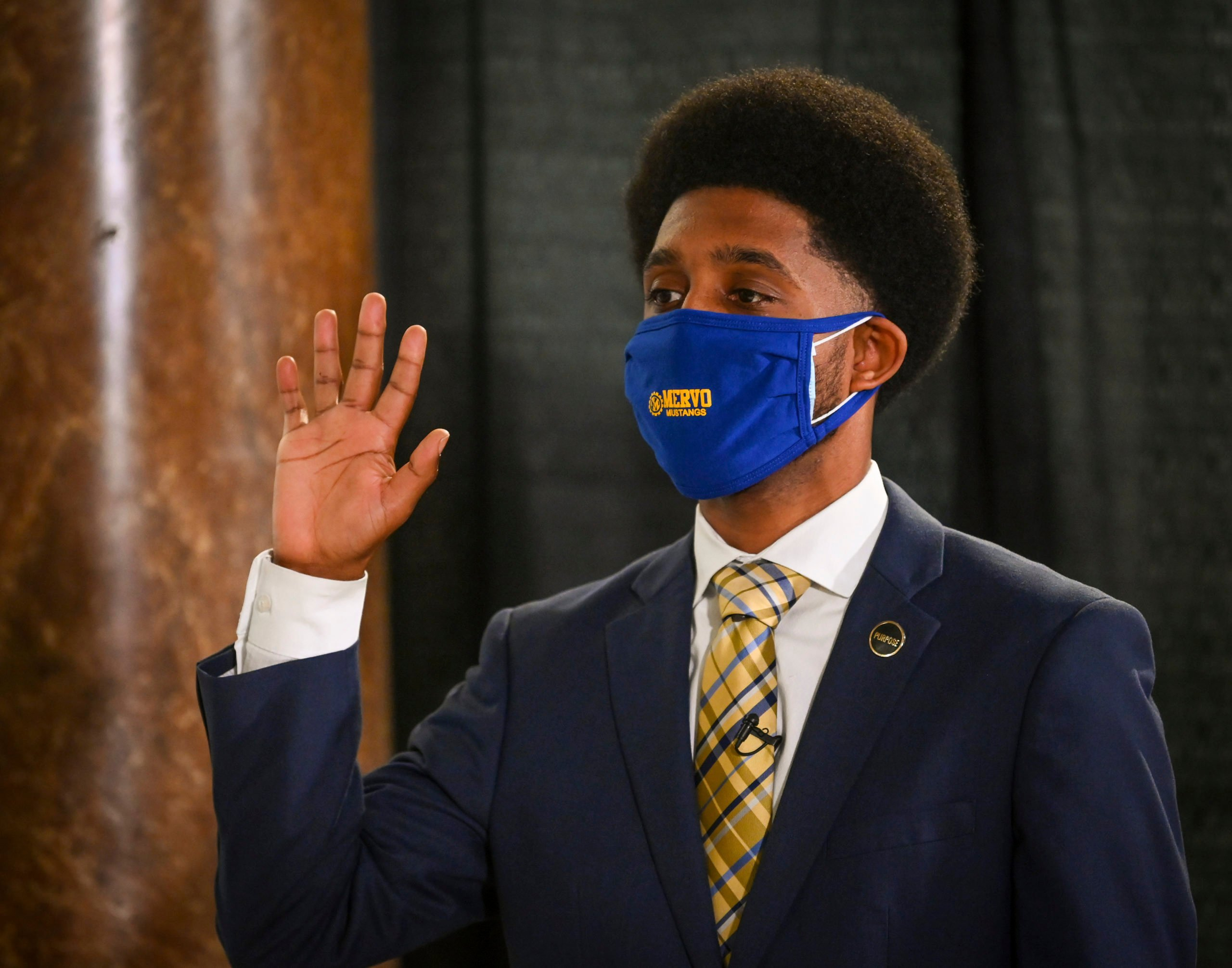 Baltimore's Young Mayor Wants to Do Violence Prevention Differently