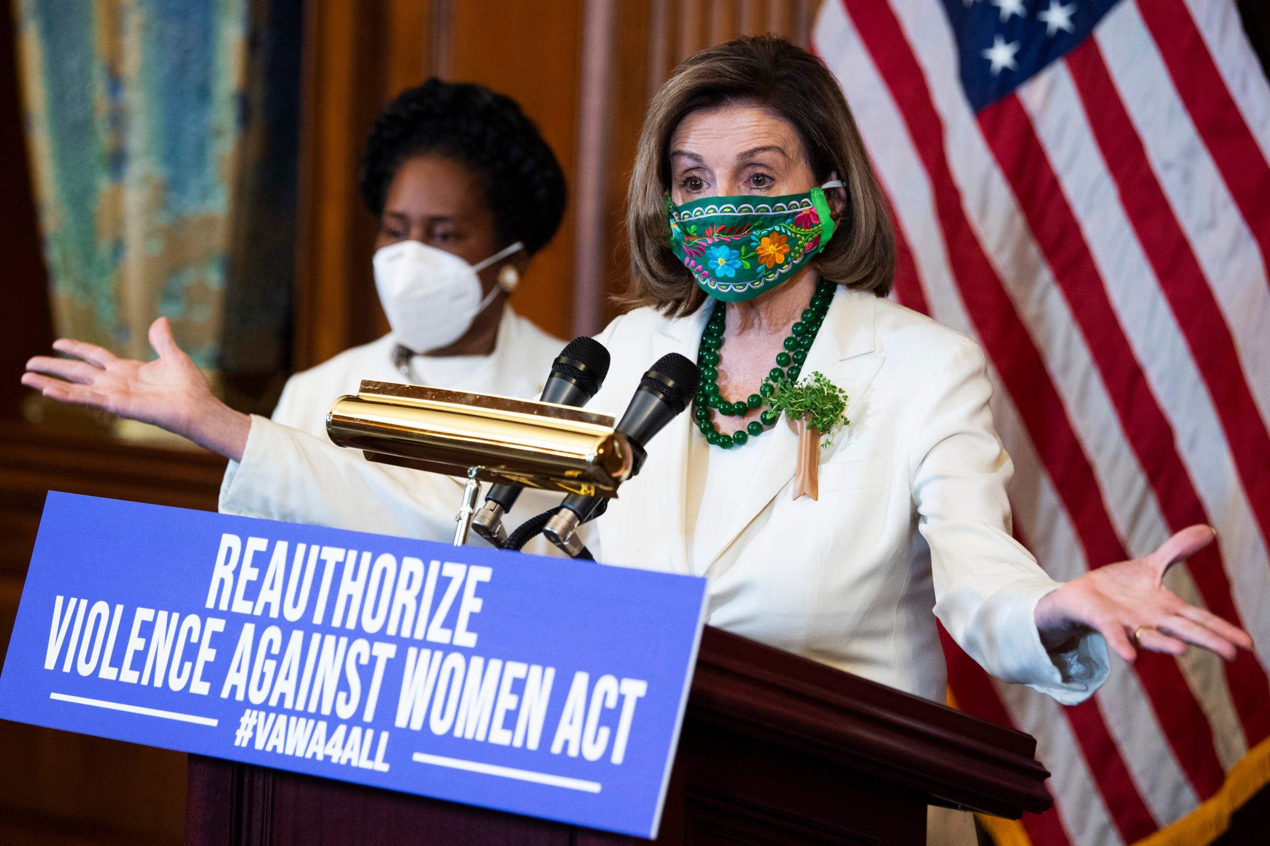 Violence Against Women Act Reauthorization Targets Major Gun Loopholes